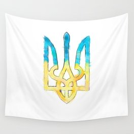 Trident Wall Tapestry