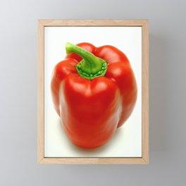 Sweet pepper Framed Mini Art Print