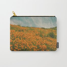 California Poppies 016 Carry-All Pouch
