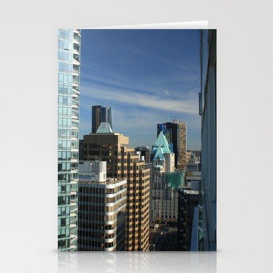 Skyline Stationery Cards