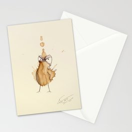 #coffeemonsters 19 Stationery Cards