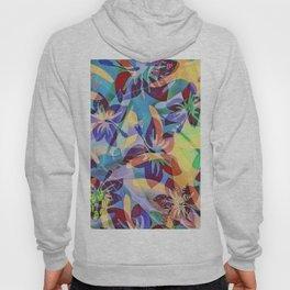 Trendy Floral Mix 818A Hoody