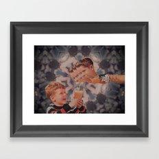 Firstly Framed Art Print