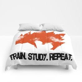 Gohan - Train. Study. Repeat. Comforters
