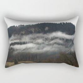 Swiss Fog V Rectangular Pillow