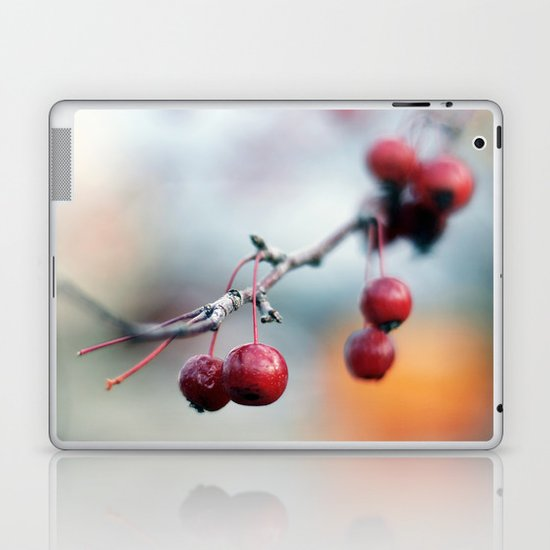Fall Berries Laptop & iPad Skin
