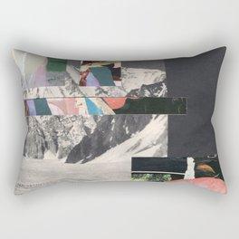 Destruction of evidence Rectangular Pillow