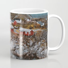 Hamnoy Village Coffee Mug