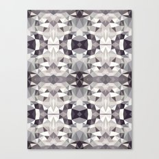 50 Shades Tribal Canvas Print