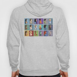 She Series Collage - Version 3 Hoody