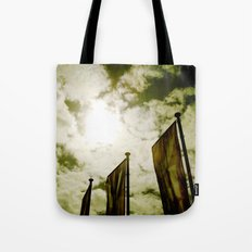 Feed me Clouds Tote Bag