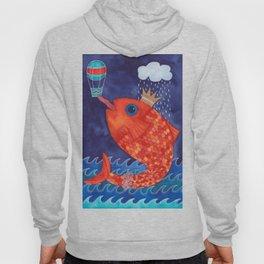 Something's Fishy Hoody
