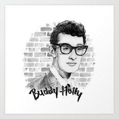 Buddy 2014 Art Print