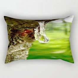 Sky Diver Rectangular Pillow