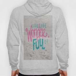 WonderFULL Beach Life Hoody