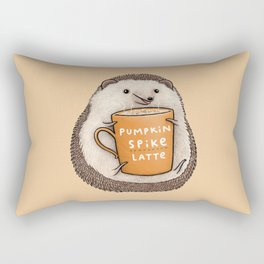 Pumpkin Spike Latte Rectangular Pillow