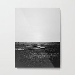 Afar Metal Print