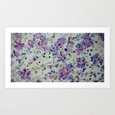 Pristine Painting  Art Print