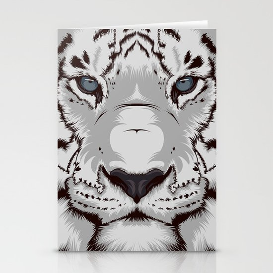 Tiger GW Stationery Cards