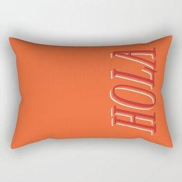 Hola Rectangular Pillow