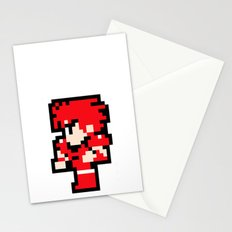 Young Fighter - Final Fantasy Stationery Cards