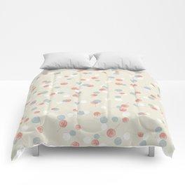 Small-leaves_3c_kid Comforters