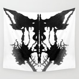 Rorschach I Wall Tapestry