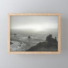 Ocean Emotion - nature photography Framed Mini Art Print