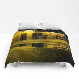 Custom Exhaust Comforters