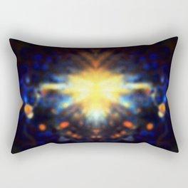 Sym Lights Rectangular Pillow
