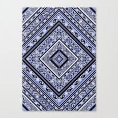 paisley box Canvas Print