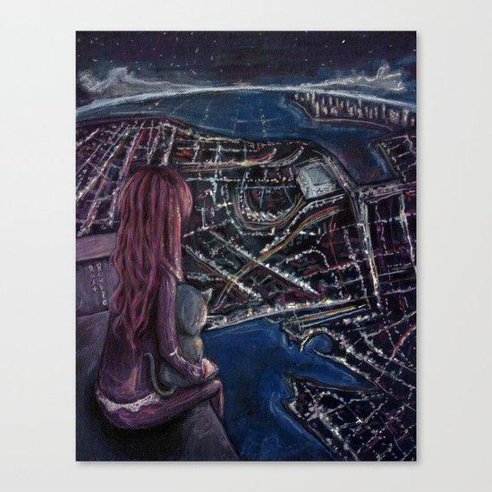 Take me home Canvas Print