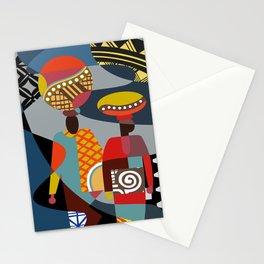 Head Romance Stationery Cards