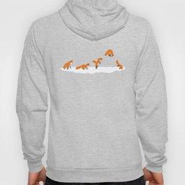 The jumping fox Hoody