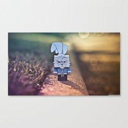 Rabbit Run Canvas Print