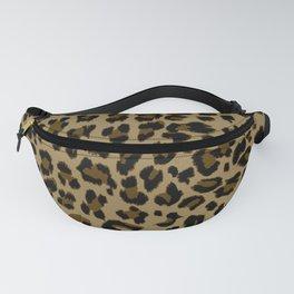 Leopard Print Pattern Fanny Pack