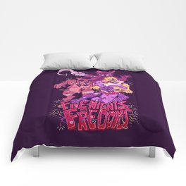 Five Nights at Freddy's Comforters