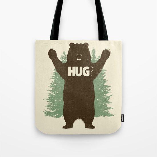 Bear Hug? Tote Bag