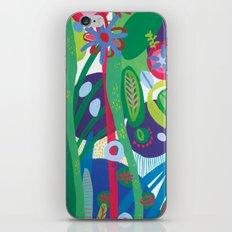 Secret garden I  iPhone & iPod Skin