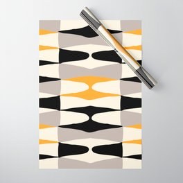 Zaha Bee Wrapping Paper