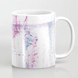 Red blue watercolor Coffee Mug