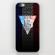 bitcoin france iPhone & iPod Skin