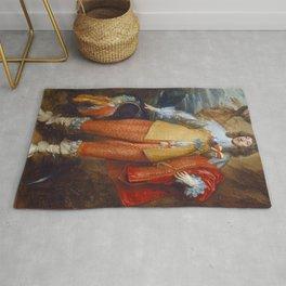 Anthony van Dyck - Henri II de Lorraine Rug
