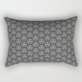 Engrams Rectangular Pillow