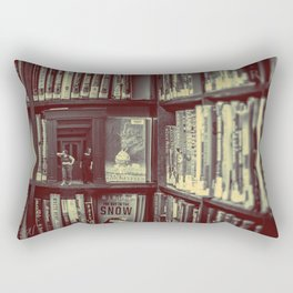 World of information Rectangular Pillow