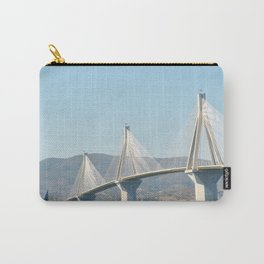 Rio Antirrio Bridge Carry-All Pouch
