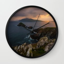 Slea Head, Co.Kerry - Ireand Print (RR 244) Wall Clock
