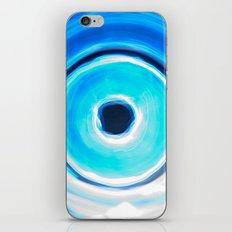 Bluest Light iPhone & iPod Skin