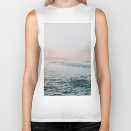 summer waves Biker Tank