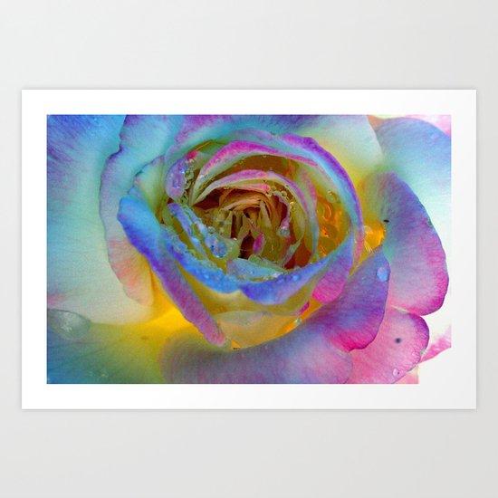 Sweet like candy Art Print